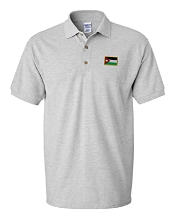 bff6d66e22a Image Unavailable. Image not available for. Color: Polo Shirt Jordan  Embroidery ...