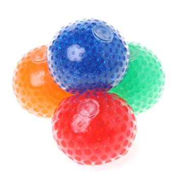 orbeez ball  : Orbeez Beads Ball Toy Squishy Squeez Toy Stress Relief ...