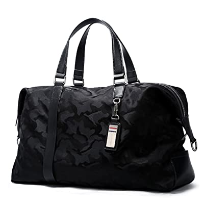 0e076d53f71a 85%OFF Sports Gym Bag with Shoes Compartment Travel Duffel Bag ...