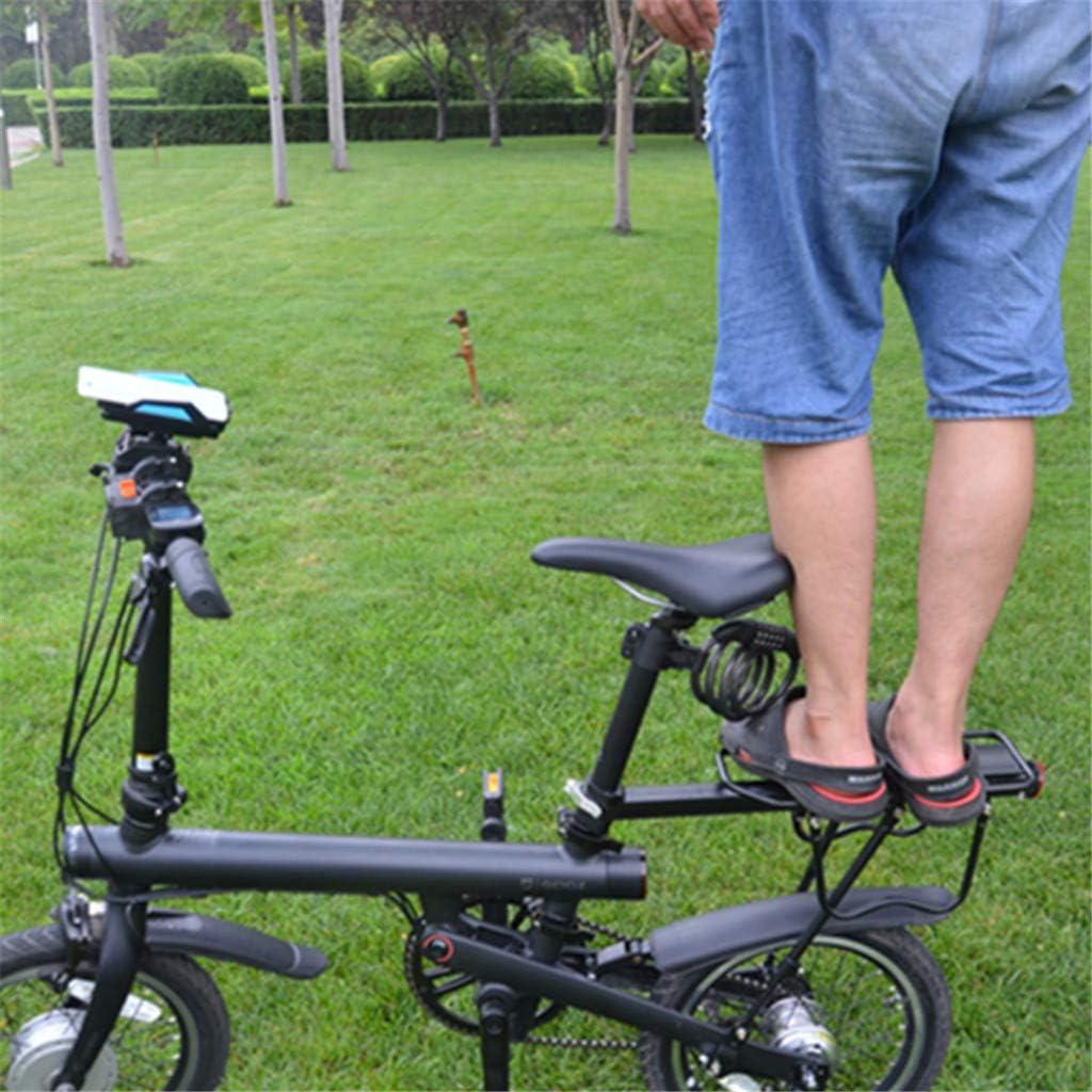 NIUQY Venta Especial Asiento Posterior Trasero Compatible con/Reemplazo para Xiaomi Micycle Qicycle EF1 Smart Scooter Eléctrico E-Bike Dispositivo Inteligente Venta de liquidación: Amazon.es: Jardín