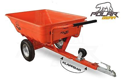 Remolque pequeño para quads y ATV, carretilla, remolque para quad ...
