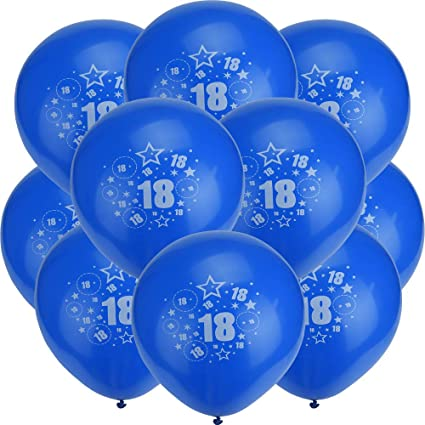 5ft Party Number Balloon Inflatable Number 7 Blue