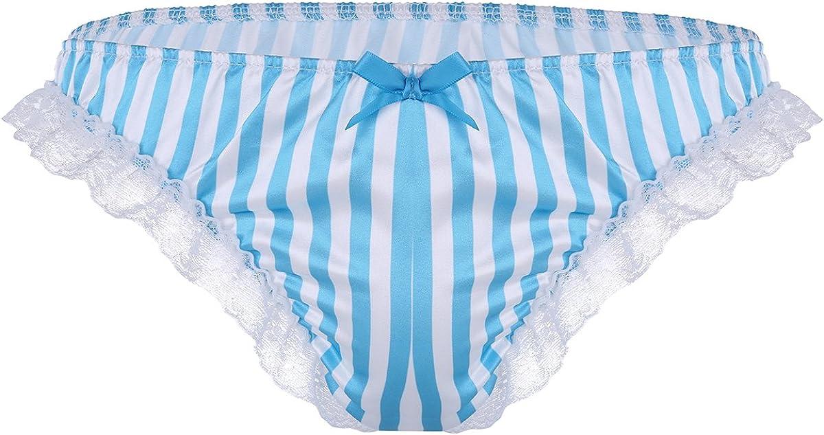 iixpin Herren Wetlook Bikini Set G-Strings Slips mit BH Erotik-Dessous-Set M/änner Sissy Reizw/äsche Unterw/äsche Partykleidung Clubwear