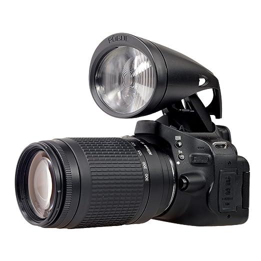 3 opinioni per Rogue safari DSLR Pop-up Flash Booster per Reflex Nikon Canon