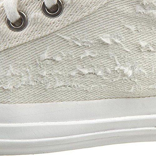 S Blanco Mujer Para Flatform Magnetic Zapatillas Diesel Exposure xqIfpf