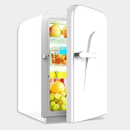 Mini LVZAIXI Mall 16L Refrigerador Dormitorio para Estudiantes ...