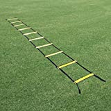 Energi8_blu Speed Agility Training Sports Equipment Ladder 20 Feet
