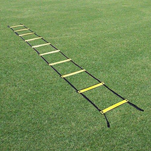Energi8_blu Speed Agility Training Sports Equipment Ladder 20 Feet by Energi8_blu