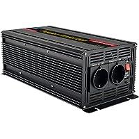 EnRise Inversor de Corriente 3000W Pico 6000W Convertidor