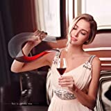 1.5 Litre Decanter Lead-free Crystal Glass Red Wine