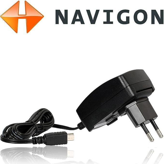 2 opinioni per NAVIGON- Caricabatterie da viaggio originale per NAVIGON