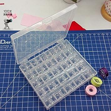 HONEYSEW Recambios maquina de coser domestica canilla de plástico ...