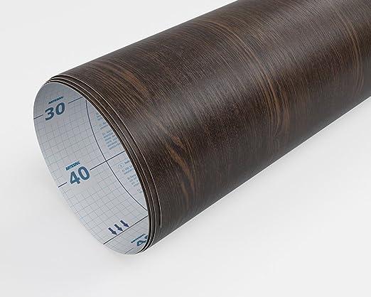 ARTESIVE WD-030 Weng/è Obscuro 60 cm x 10 MT Pel/ícula Adhesiva