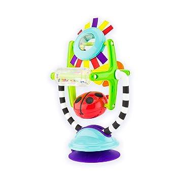 Nursery Babysun Chaise Haute Et TabletteAmazon Station Hochet Pour vmnN0wO8