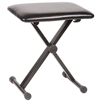 JSI Adjustable \u0026 Portable Piano-Cello-Musician Bench (Stool-Seat)  sc 1 st  Amazon.com & Amazon.com: JSI Adjustable \u0026 Portable Piano-Cello-Musician Bench ... islam-shia.org
