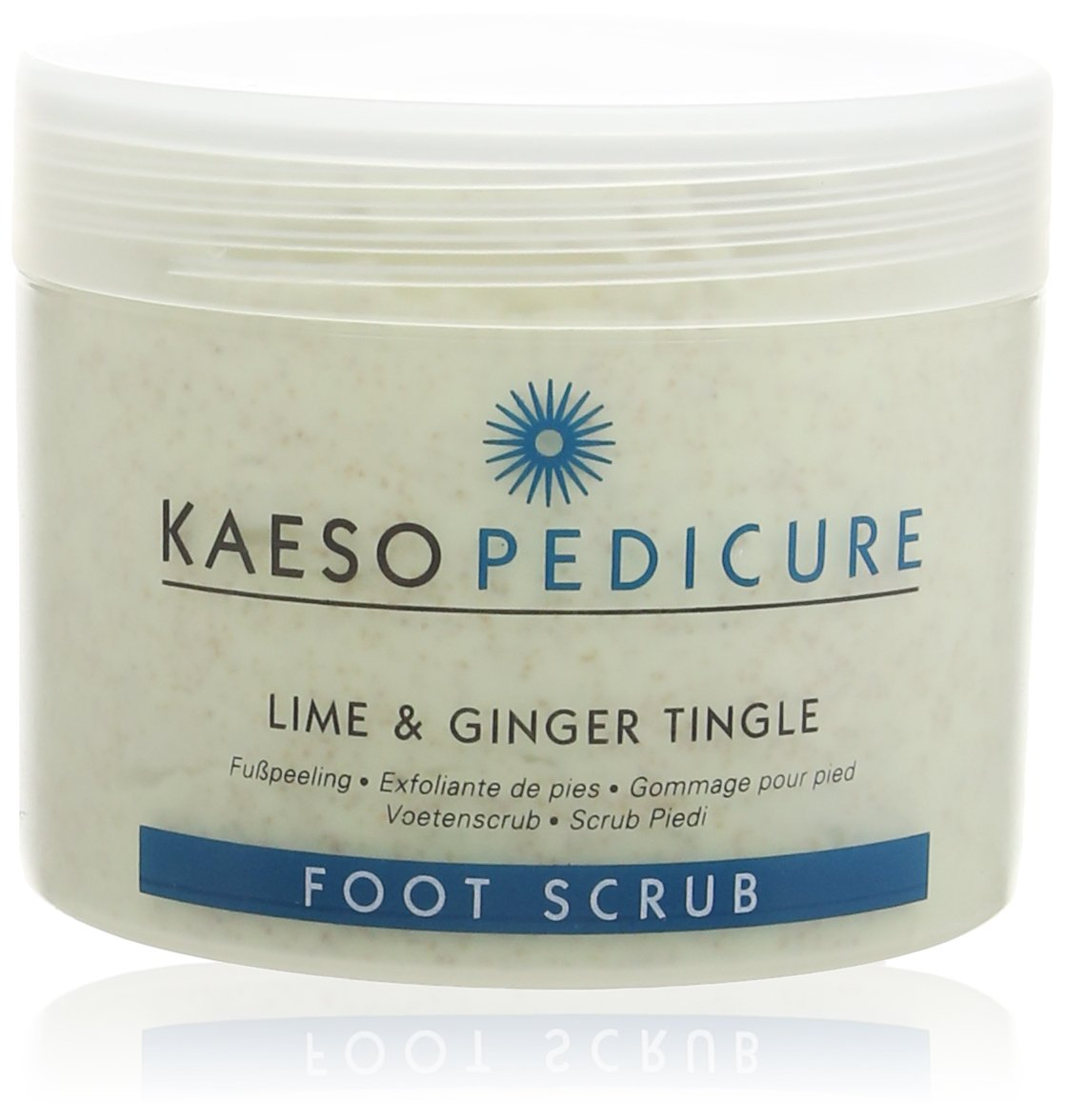 Kaeso lime e zenzero Tingle Foot Scrub 450 ml 554120
