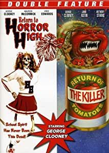 Return to Horror High/Return of the Killer Tomatoes