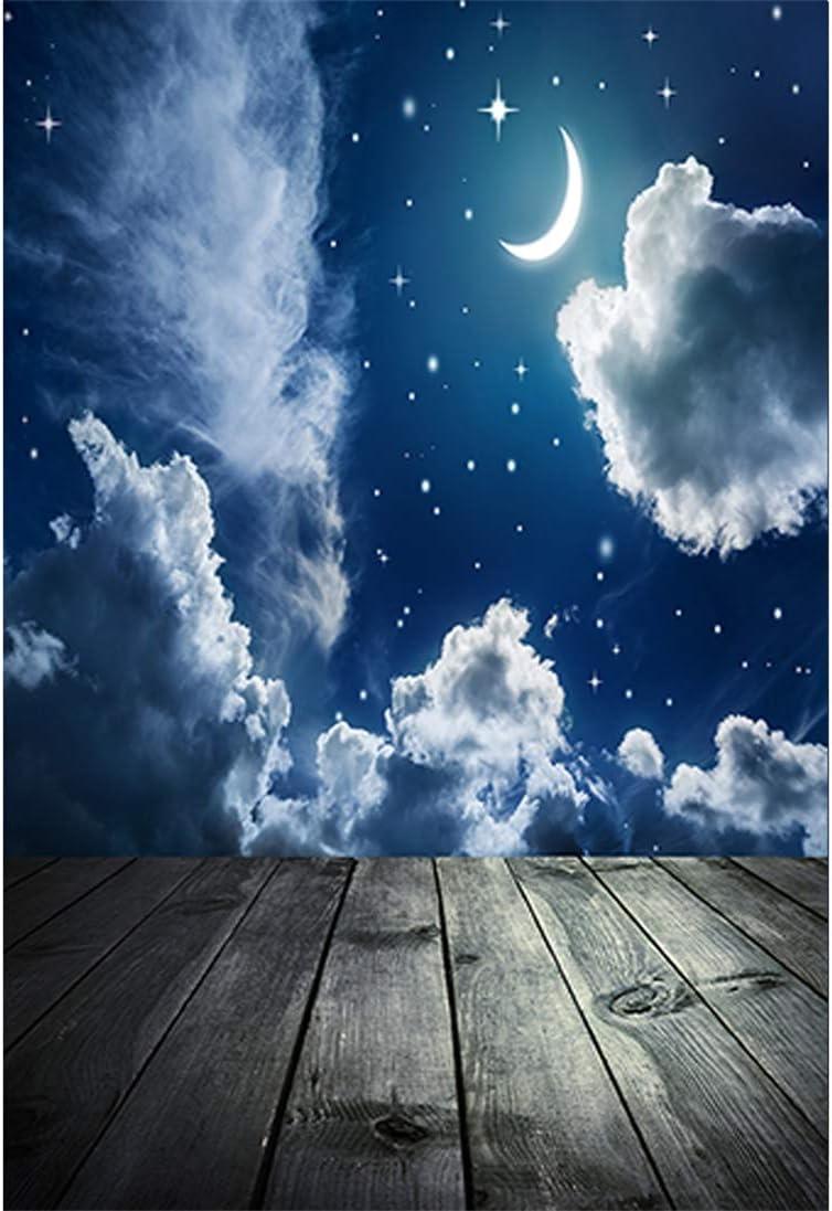 Yeele Fotohintergrund Mit Mond Und Stern 3 X 1 5 M Kamera
