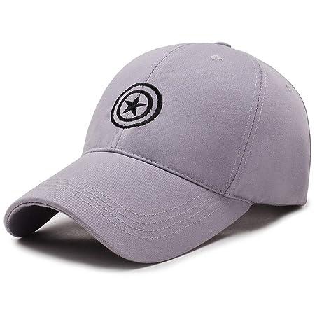 NgMik Gorra de béisbol Sombrero Agradable para Mujer Perfil bajo ...