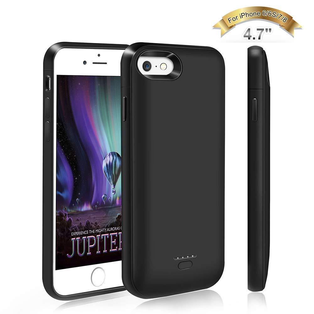 new style e29a7 53e59 Elebase iPhone 6/6S/7/8 Battery Case (4.7