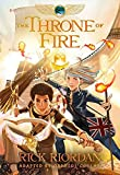download ebook the throne of fire (kane ), the graphic novel pdf epub