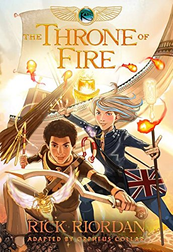 Top 8 best rick riordan kane chronicles graphic novel: Which is the best one in 2020?