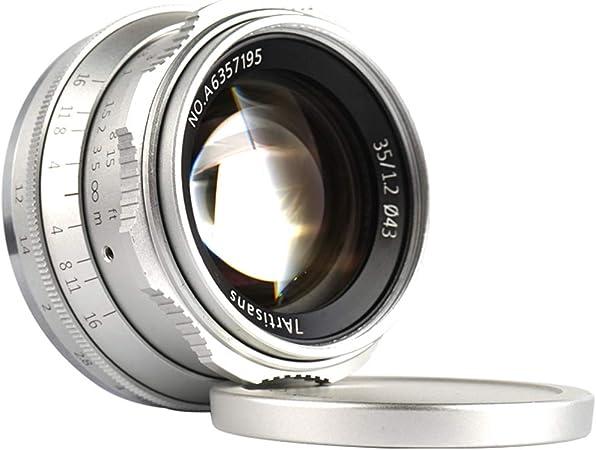 7artisans 35mm F1 2 Manueller Fixfokus Objektiv Aps C Kamera
