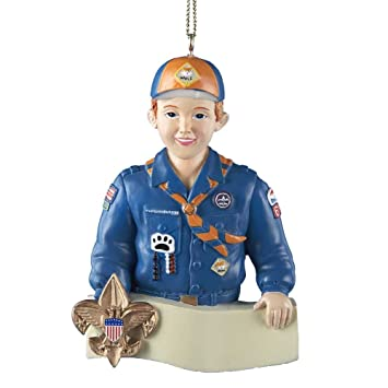 Tiger Cub Scout Ornament
