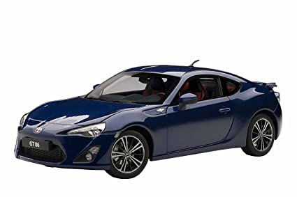 Buy Autoart 1 18 Toyota Gt86 European Version Lhd Galaxy Blue
