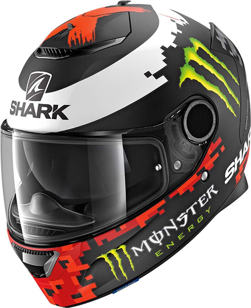 Shark Caschi Moto Spartan 1.2 Lorenzo Mat MONST KRG