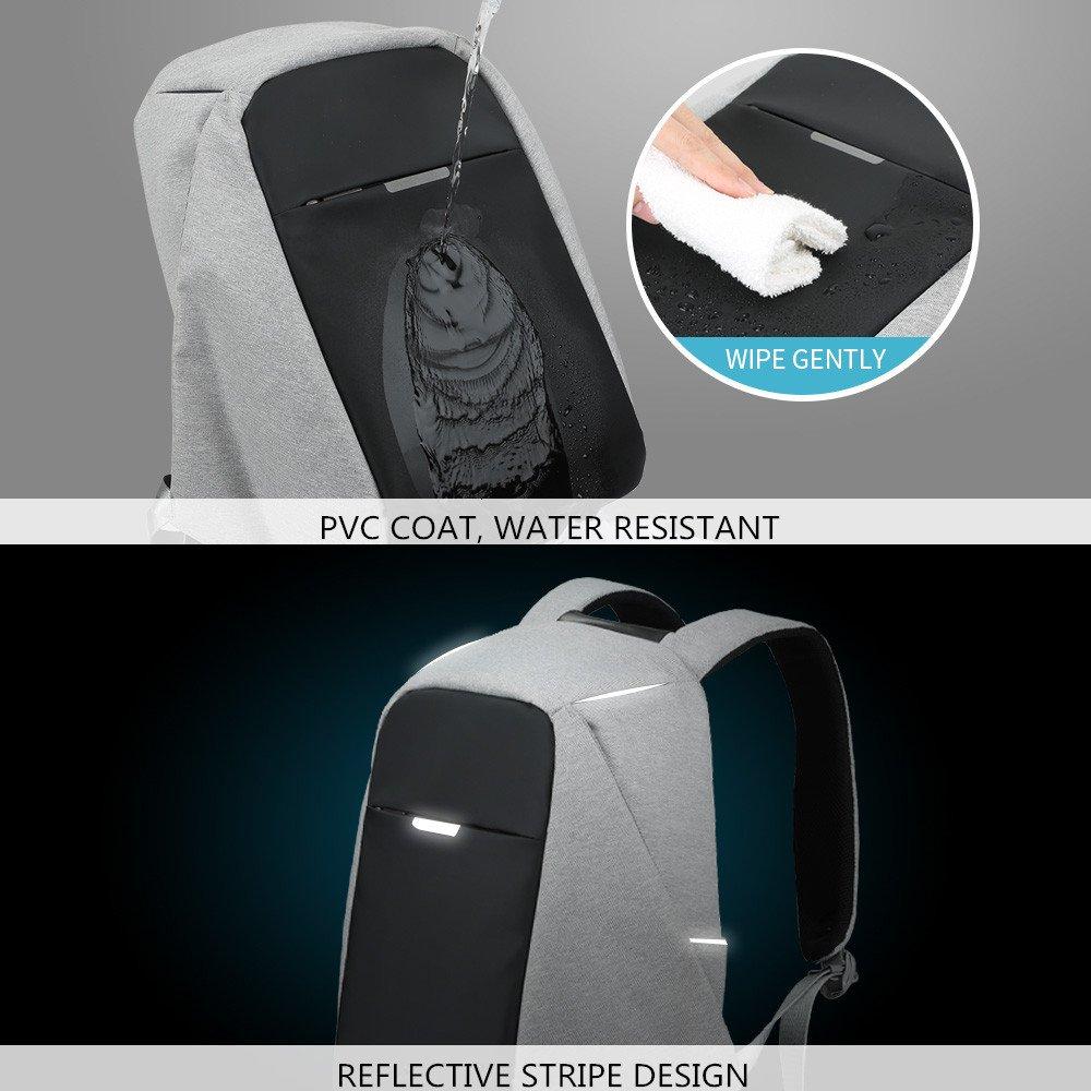 Oscaurt Anti Theft Travel Backpack Business Laptop School