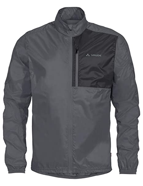 best service 27a95 aad01 VAUDE Herren Men's Moab Ul Jacket Ii, Ultraleichte Windjacke Zum  Mountainbiken, Winddicht, Sehr Atmungsaktiv Jacke