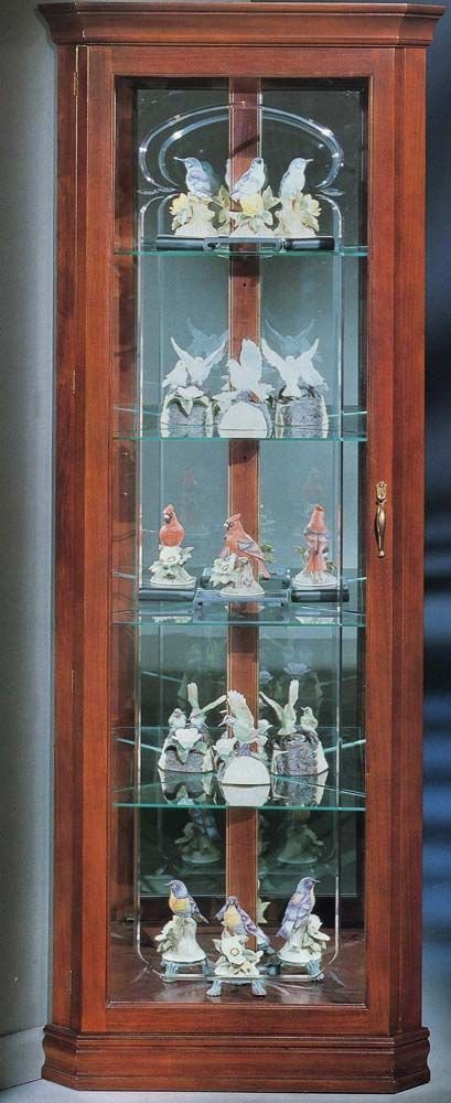 Philip Reinisch Lighthouse Tempo Curio Cabinet 439