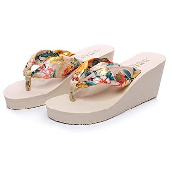 3056b320736be Amazon.com: SHANGXIAN Women 's Loose Sandals at The end of Non ...