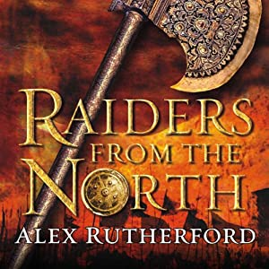 Raiders from the North: Empire of the Moghul Audiobook