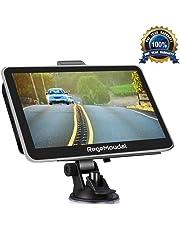 RegeMoudal -Navegación por satélite de navegación GPS para coche, GPS Navegación con Pantalla táctil
