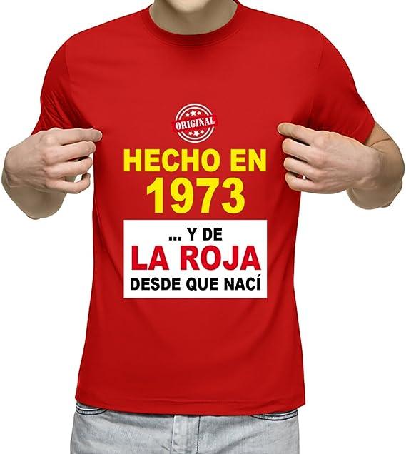 Camiseta Personalizada con Fecha de Nacimiento y la Frase Soy de ...