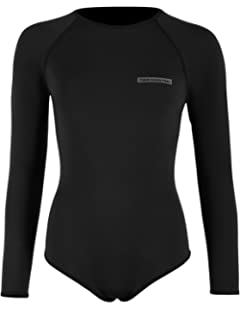 f561ba51f8 Two Bare Feet Womens Arabella 2mm Superstretch Neoprene Swimsuit Style One  Piece Wetsuit
