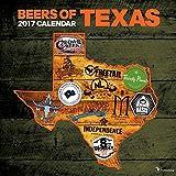 2017 Beer Labels of Texas Wall Calendar