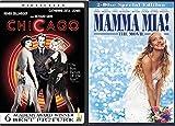 Modern Movie Musicals - Chicago & Mamma Mia Special Edition 2-DVD Bundle