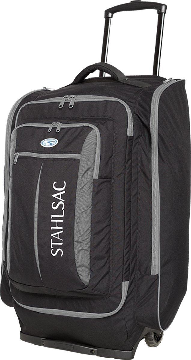 Stahlsac Caicos Cargo Wheeled Dive Pack (Grey/Black)
