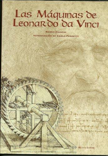 Descargar Libro Macchine Di Leonardo. Ediz. Spagnola Marco Cianchi