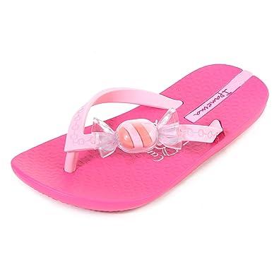 ffcf8075174e Ipanema Kids Summer Love Plastic Flip Flop Pink Sweet  Amazon.co.uk  Shoes    Bags