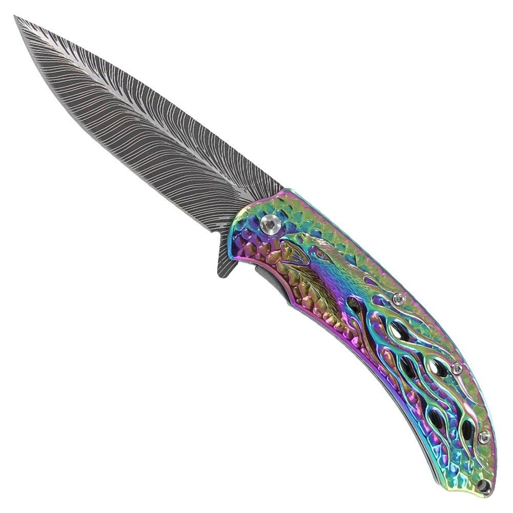 Amazon.com: Apex Predator – Navaja plegable: Home Improvement