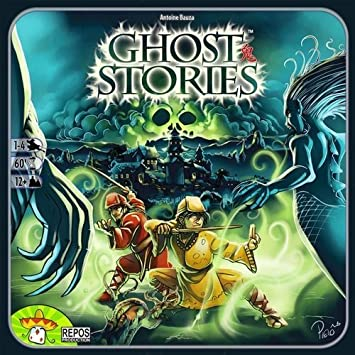 Asmodée - Juego de Mesa Ghost Stories (Repos 200514): Repos ...