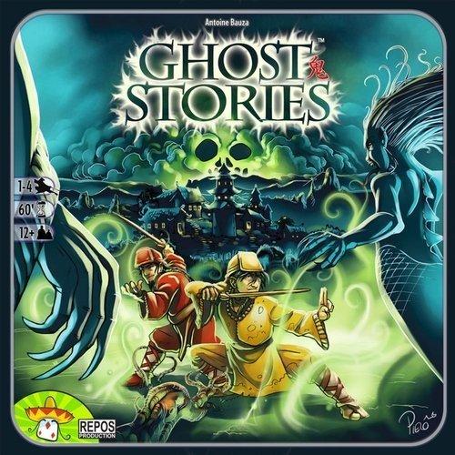Halloween Spirit Board Game (Asmodee Ghost Stories)