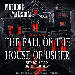 Macabre Mansion Presents… The Fall of the House of Usher