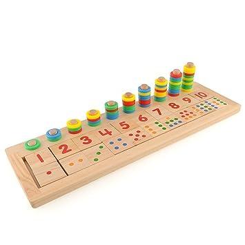 Children Kids Educational Toy Learning Teaching Math Tool Developmental Baby Toy