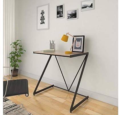 brand new a2fa6 c7be3 @home by Nilkamal Vector Study Table (Oak)