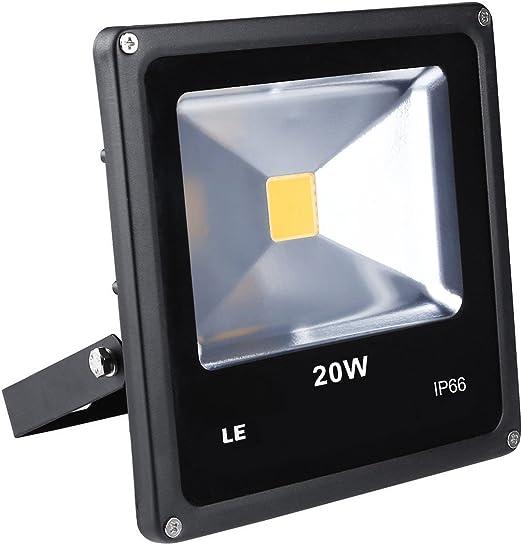 LE Foco proyector Exteriores LED 20W ~ 200W Halógeno Blanco frío ...